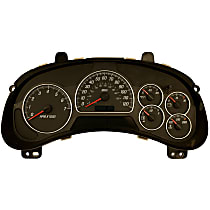 A1 Cardone 2L-1029 Instrument Cluster - Analog, Black, Direct Fit, Sold individually