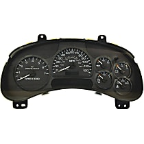 2L-1030 Instrument Cluster - Analog, Direct Fit, Sold individually