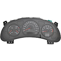 A1 Cardone 2L-1033 Instrument Cluster - Analog, Black, Direct Fit, Sold individually