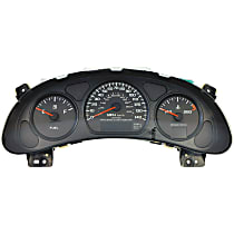 A1 Cardone 2L-1034 Instrument Cluster - Analog, Black, Direct Fit, Sold individually