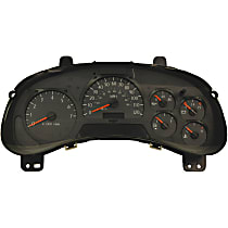 A1 Cardone 2L-1035 Instrument Cluster - Analog, Black, Direct Fit, Sold individually