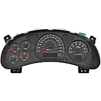 A1 Cardone 2L-1049 Instrument Cluster - Analog, Black, Direct Fit, Sold individually