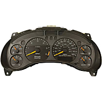 2L-1058 Instrument Cluster - Analog, Direct Fit, Sold individually