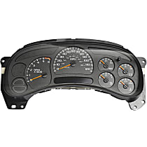 A1 Cardone 2L-1059 Instrument Cluster - Analog, Black, Direct Fit, Sold individually
