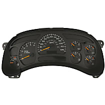 A1 Cardone 2L-1068 Instrument Cluster - Analog, Black, Direct Fit, Sold individually