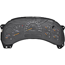 A1 Cardone 2L-1070 Instrument Cluster - Analog, Black, Direct Fit, Sold individually