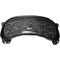 A1 Cardone 2L-1072 Instrument Cluster - Analog, Black, Direct Fit, Sold individually