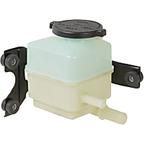 A1 Cardone 3R-108 Power Steering Reservoir - White, Direct Fit, Sold individually