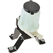 A1 Cardone 3R-111 Power Steering Reservoir - White, Direct Fit, Sold individually