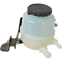 A1 Cardone 3R-117 Power Steering Reservoir - White, Direct Fit, Sold individually