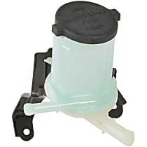 A1 Cardone 3R-121 Power Steering Reservoir - White, Direct Fit, Sold individually