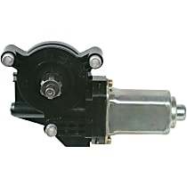 Front or Rear, Driver Side Window Motor, Remanufactured