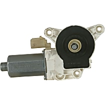 42-40013 Front, Driver Side Window Motor, Remanufactured