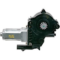 Window Motor, Remanufactured
