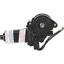 Front or Rear, Passenger Side Window Motor, Remanufactured