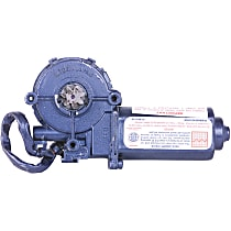 Window Motor, Remanufactured Front, Passenger Side