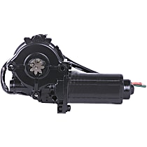 Window Motor, Remanufactured Front or Rear, Passenger Side