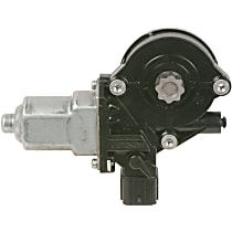 47-15023 Front, Driver Side Window Motor, Remanufactured