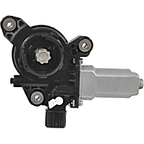 Front, Passenger Side Window Motor, Remanufactured