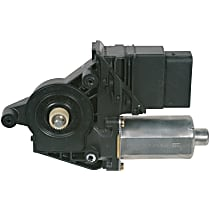 Rear, Passenger Side Window Motor, Remanufactured