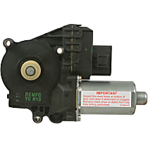 47-2032 Rear, Driver Side Window Motor, Remanufactured