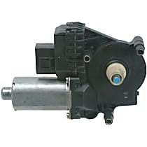 47-2045 Front, Driver Side Window Motor, Remanufactured