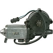 47-2113 Front, Driver Side Window Motor, Remanufactured