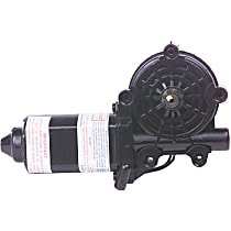 Front or Rear, Passenger Side Window Motor, Remanufactured