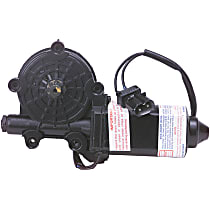 47-2120 Front or Rear, Driver Side Window Motor, Remanufactured