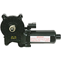 47-2140 Front, Driver Side Window Motor, Remanufactured