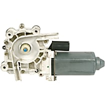 47-2152 Front, Driver Side Window Motor, Remanufactured