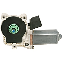 Front, Passenger Side or Rear, Driver Side Window Motor, Remanufactured