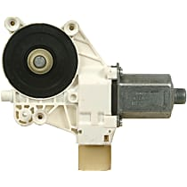47-2160 Front, Driver Side Window Motor, Remanufactured