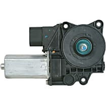 47-2191 Rear, Driver Side Window Motor, Remanufactured