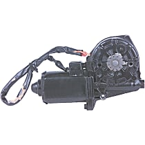 47-2701 Front, Driver Side Window Motor, Remanufactured