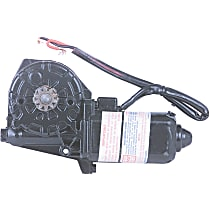 47-2704 Front or Rear, Driver Side Window Motor, Remanufactured
