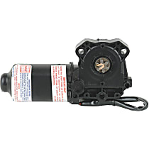 47-2705 Front, Driver Side Window Motor, Remanufactured