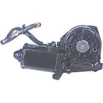 47-2707 Rear, Driver Side Window Motor, Remanufactured