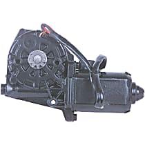 Rear, Passenger Side Window Motor, Remanufactured