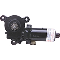 47-2710 Front or Rear, Driver Side Window Motor, Remanufactured