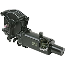 Driver Side Headlight Motor, Remanufactured