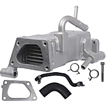 A1 Cardone 4E-1004 EGR Cooler - Metal, Direct Fit, Sold individually