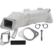 A1 Cardone 4E-1006 EGR Cooler - Metal, Direct Fit, Sold individually