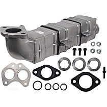 A1 Cardone 4E-3003 EGR Cooler - Metal, Direct Fit, Sold individually