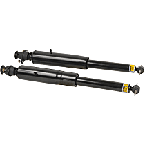 OE Replacement Rear, Driver or Passenger Side Air Strut - Set of 2