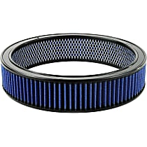 10-20009 Universal Air Filter - Cotton Gauze, Washable, Universal, Sold individually