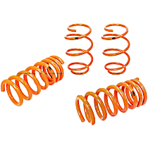Control Series Lowering Springs - 1.5 in., 1.25 in., Set of 4