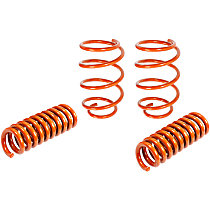 410-402002-N Lowering Springs - 1.25 in., 1.25 in., Set of 4