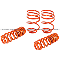 410-503003-N Control Series Lowering Springs - 1-1.25 in., 1-1.25 in., Set of 4