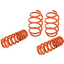 410-503006-N AFE Control Front Lowering Springs - .875 in., .875 in., Set of 4